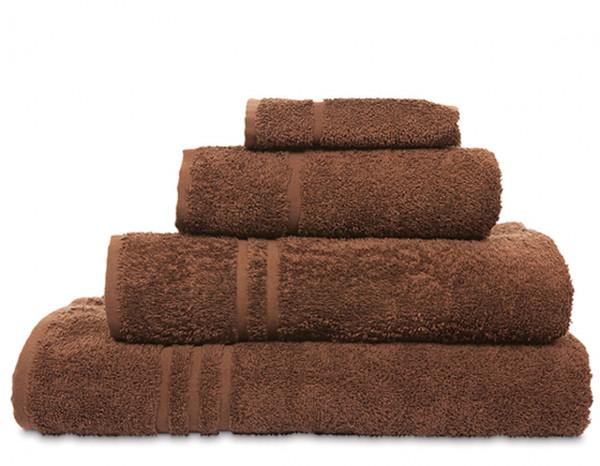 Comfy hand towel, brown