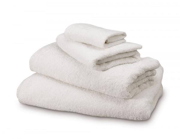 Standard bath sheet, white 500gsm