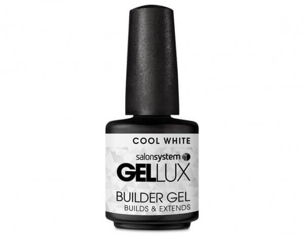 Gellux builder gel 15ml, cool white