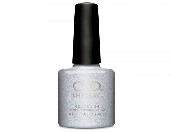 CND Shellac 7.3ml, Silver Chrome