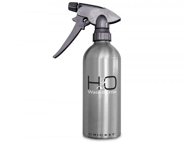 Cricket h20 aluminium water sprayer 300ml/10fl.oz