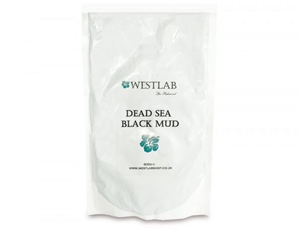 Westlab Dead Sea black mud 600g/21oz