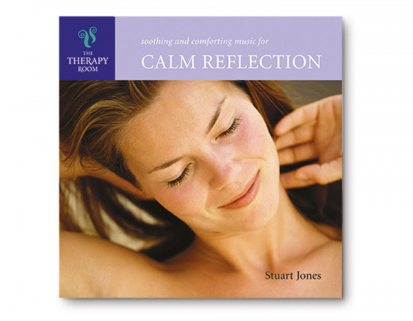 CD the therapy room, calm reflection