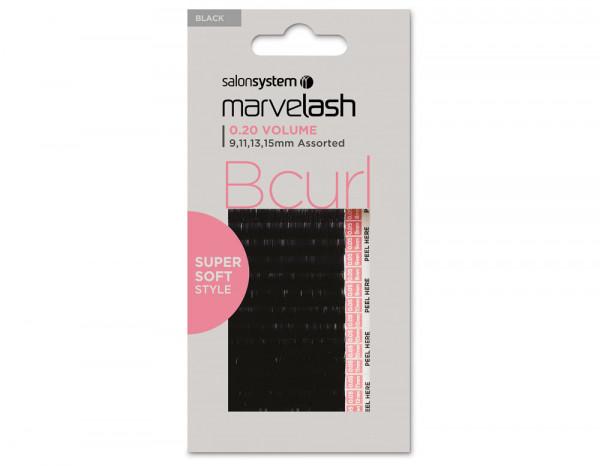 Volume B Curl 0.2 assorted (9,11,13,15mm)
