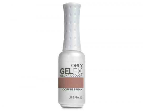 ORLY Gel FX 9ml, Coffee Break