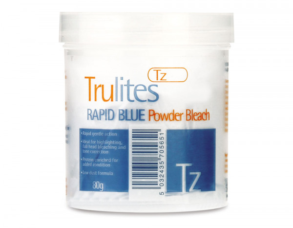 Trulites rapid blue bleach 500g