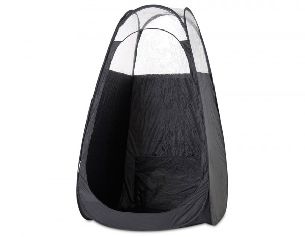 Sienna X pop up cubicle, plain black
