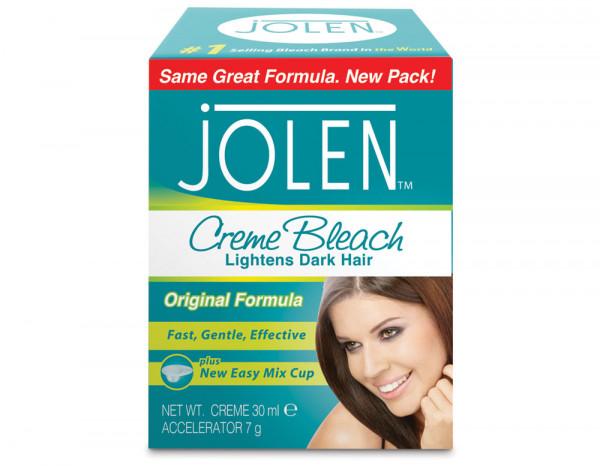 Jolen creme bleach, regular 30ml
