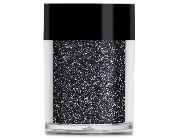Lecente glitter holographic 8g, Pewter