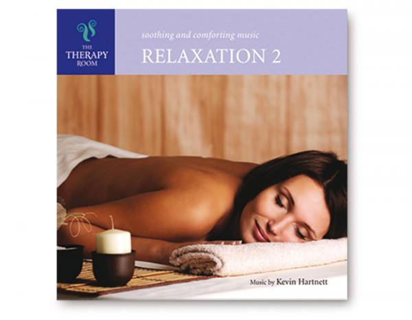 CD the therapy room, relaxation 2