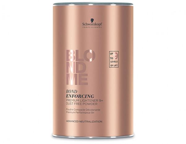 Blondme bond enforcing premium lightener 9+ 450g
