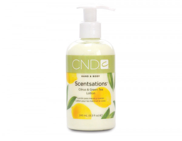 CND Citrus and green tea lotion 245ml