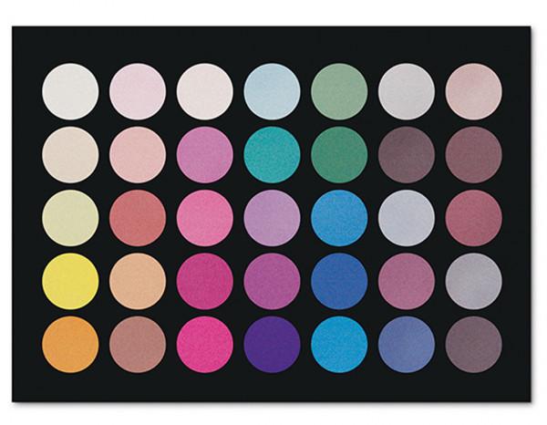 Crownbrush smoke it out 35 colour eye palette