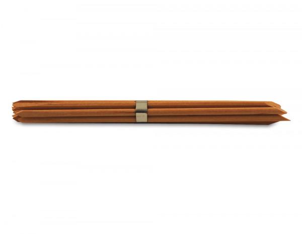 "Beauty Essentials superior cuticle sticks 6"" (10)"