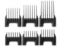 Wahl clipper comb set 1-4 6 pack