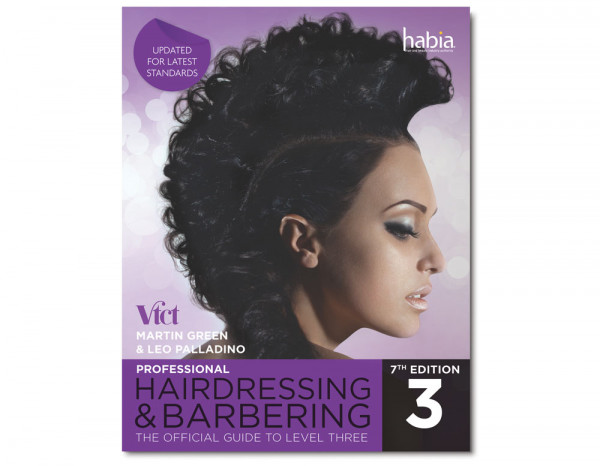 Professional hairdressing and barbering level 3