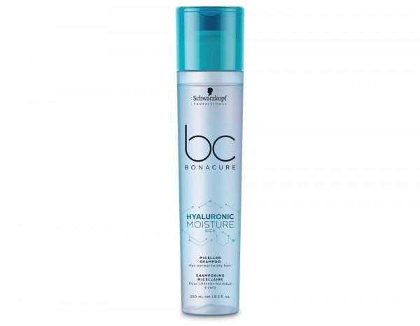 BC hyaluronic moisture micellar shampoo 250ml