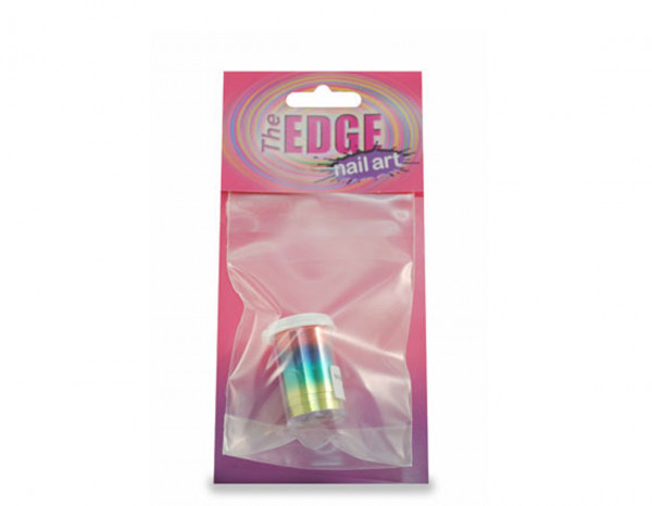 The Edge nail art foil, kaleidoscope