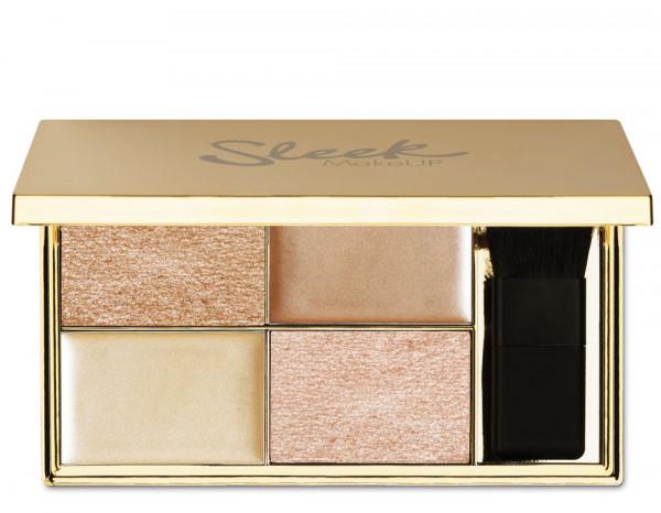 Sleek highlighting palette, cleopatra's kiss