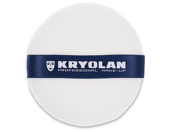Kryolan powder puff small 7cm diameter