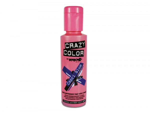 Crazy Color 100ml, 44 capri blue
