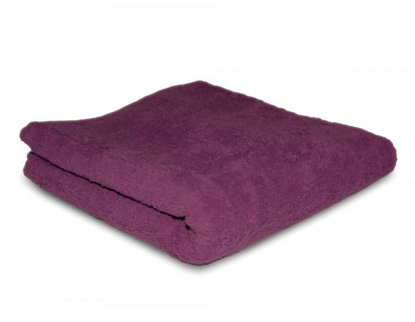 Hair Tools towels chlorine resistant burgundy (12)
