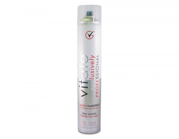 Vitale hairspray, flexible firm hold 750ml