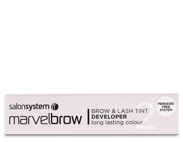 Marvelbrow lash/brow tint developer 15ml