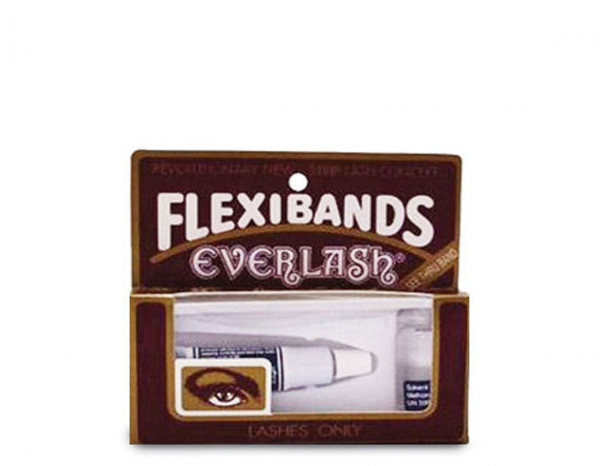 Everlash flexiband adhesive and cleaner