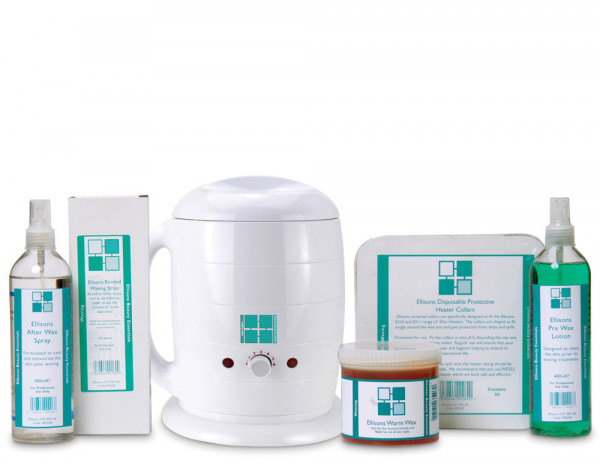 Beauty Essentials waxing starter kit