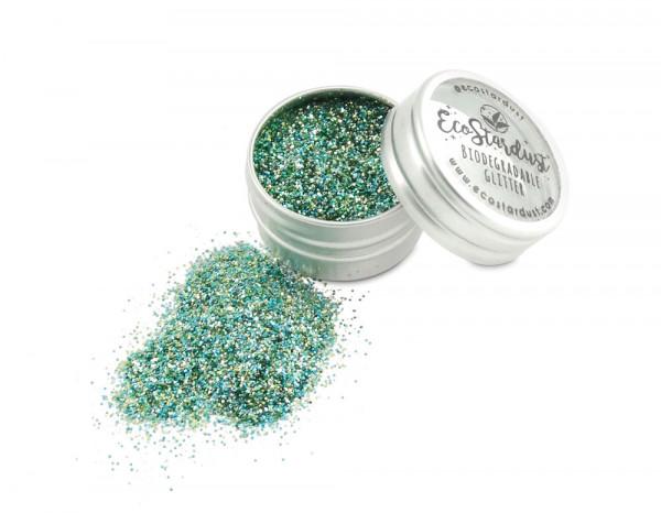 EcoStardust glitter 6g, Sea Foam