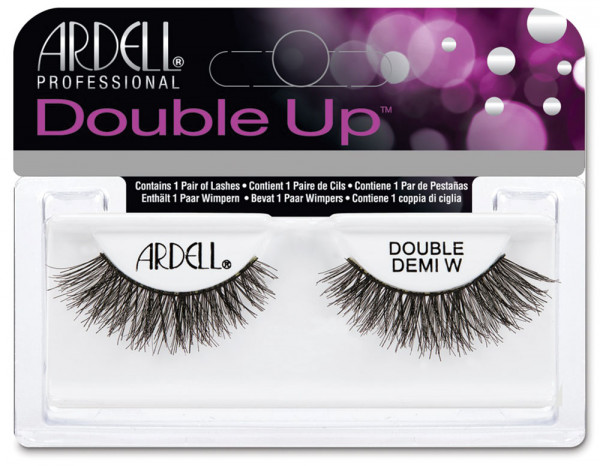 Ardell double up lashes, wispies