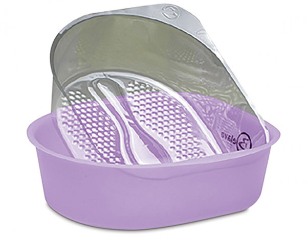 Belava pedicure tub, lilac