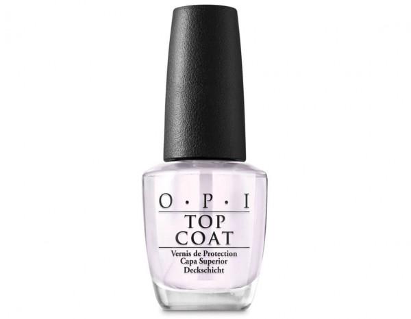 OPI lacquer 15ml, Natural top coat