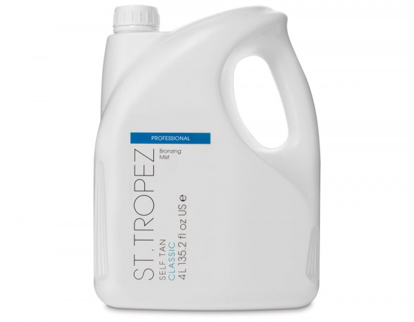 St.Tropez classic bronzing mist spray solution 4L