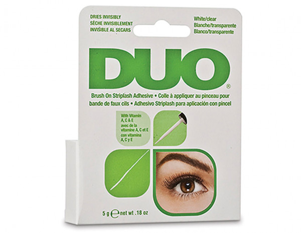 DUO brush-on lash adhesive 5g, clear