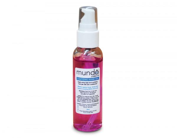 Mundo sanitizing hand gel 60ml