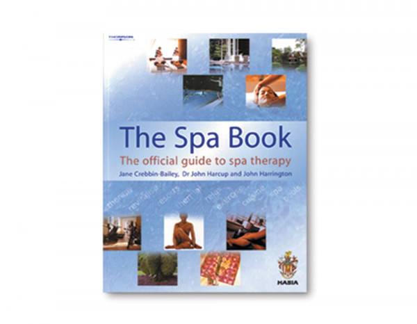 The spa book, the official guide to spa therapy