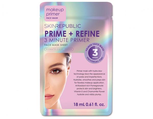 Skin Republic prime and refine mask
