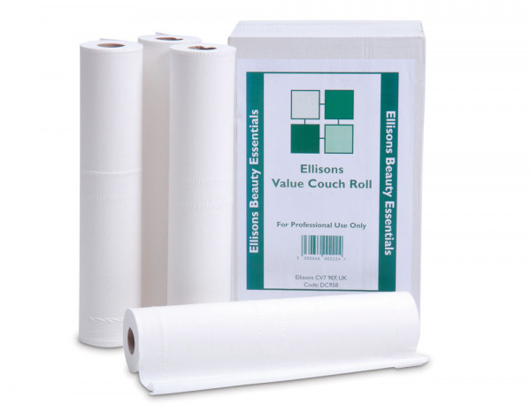 "Beauty Essentials value couch roll 20"" (case of 9)"