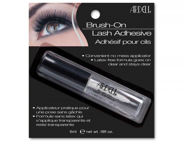 Ardell brush on lash adhesive 5ml, clear