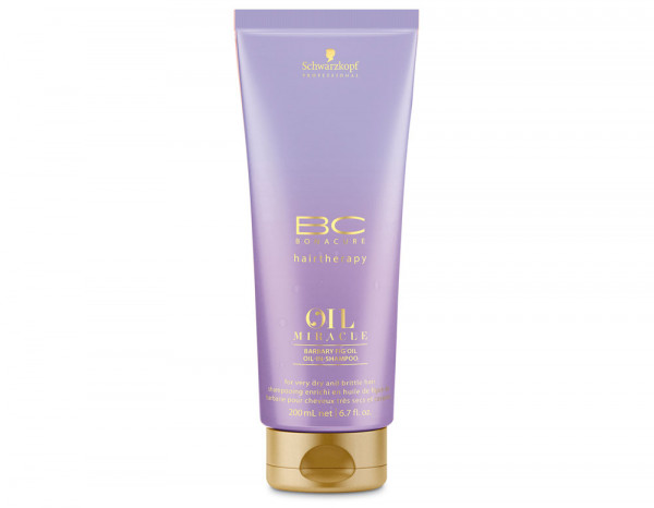 Oil Miracle oil-in-shampoo 200ml, barbary fig
