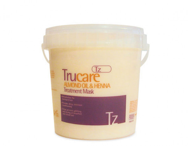 Truecare almond oil/henna treatment mask 5000ml