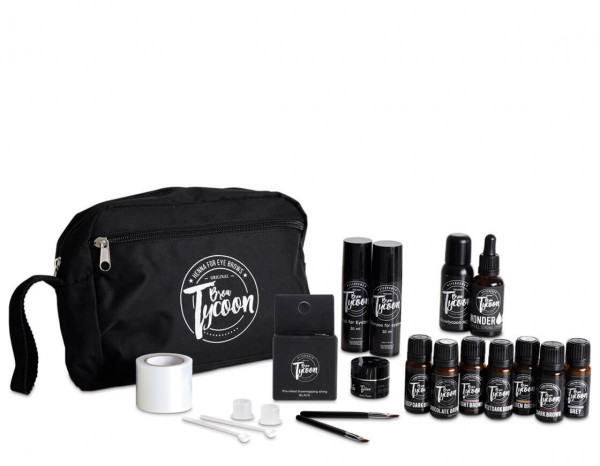 Brow Tycoon henna kit, small