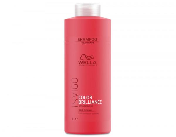 INVIGO color brilliance shampoo, fine 1000ml