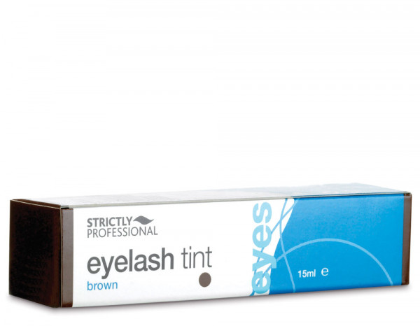 SP eyelash tint 15g, brown