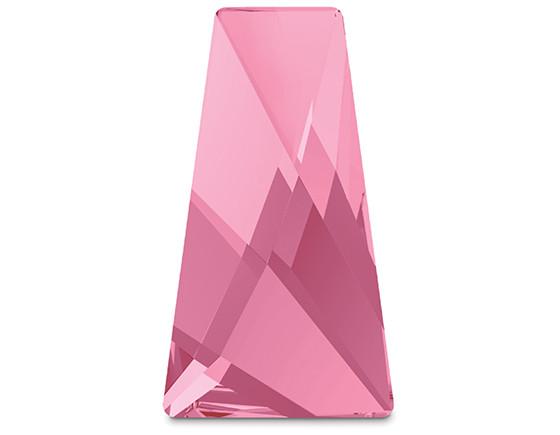 Swarovski crystals light rose 6mm x 3.5mm (1440)