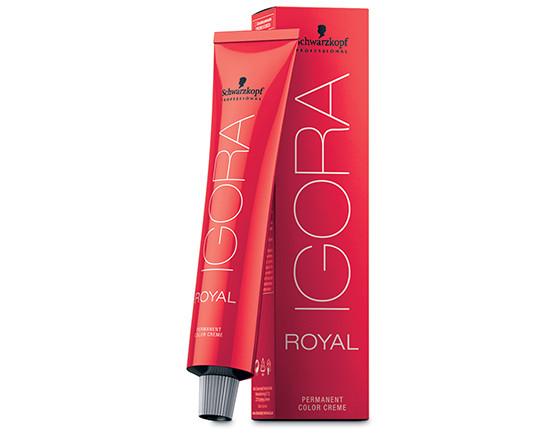 IGORA Royal 60ml, 6-1 dark blonde cendre