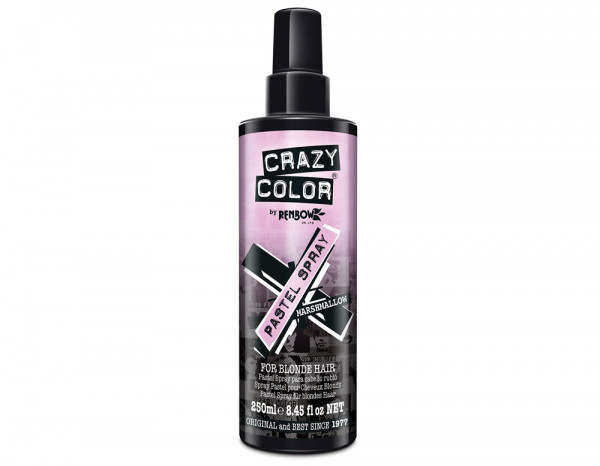 Crazy Color pastel spray 250ml, Marshmallow