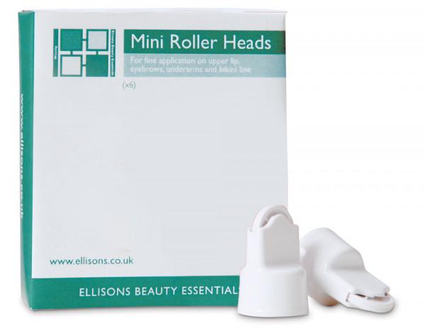 Beauty Essentials roller heads, mini (6)